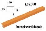 CORNICE PIATTINA ARANCIO OPACO 40X50 LCA.010